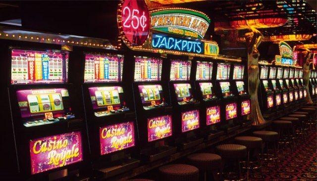 Ассортимент азартных развлечений в казино Адмирал