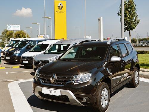 Автомобиль Renault в кредит на выгодных условиях в Москве