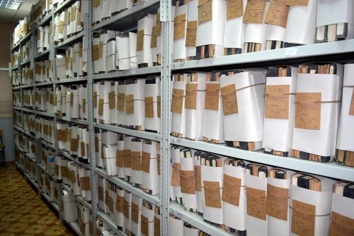 Стадии архивной обработки дел