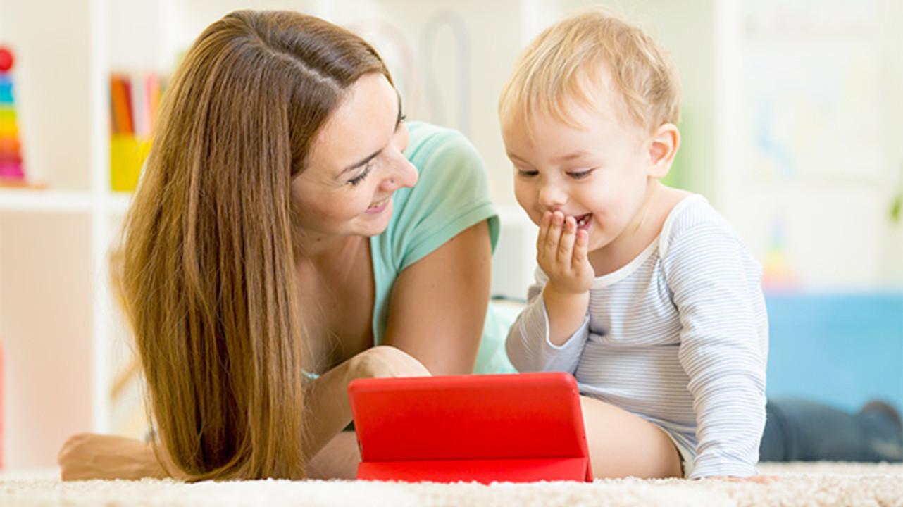Развитие речи ребенка от 1 года до 2 лет