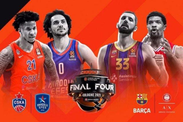 Итоги «Финала четырёх» баскетбольной Евролиги