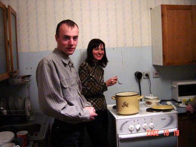 Варка пельменей - 2