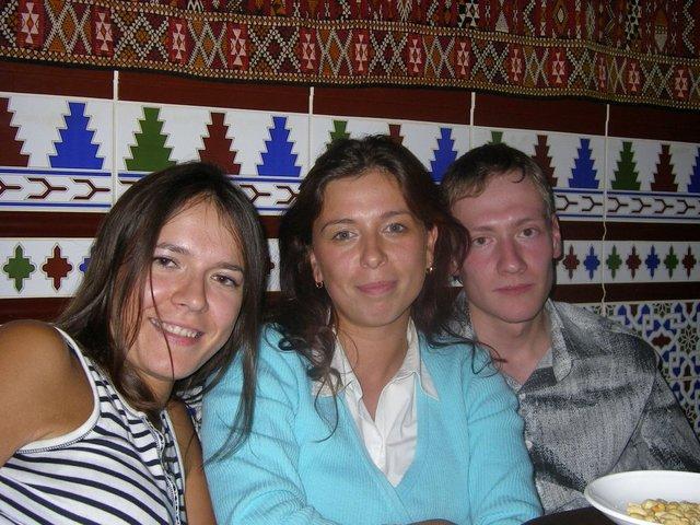 Оля, Оля, Кирилл